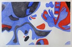 George Vranesh (1926-2014) Morning No. 7, circa 1965