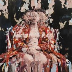 Alex Kanevsky - J.F.H. Three Times, 2016 - Hollis Taggart