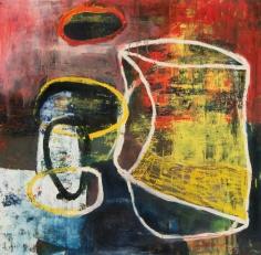 Alexis Portilla (b. 1965) Vessel Loops, 1998
