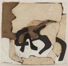 Conrad Marca-Relli- Untitled, 1973