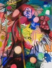 Bill Scott (b. 1956) A Garden in the Studio, 2017