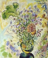 Alfred H. Maurer - Floral Still Life, circa 1926