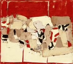 Conrad Marca-Relli - Sleeping Figure J-L-16-66, 1966 - Hollis Taggart
