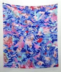 Madeline Gallucci: Blue Camo