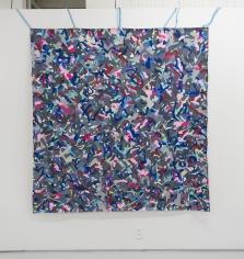 Madeline Gallucci: Tarp Pattern #1