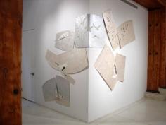 "Susan Weil, Munich Birds, 1988-1999, Acrylic on paper, 96 x 170"""