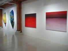 Sundaram Tagore Gallery, New York, Installation,  East/West , May 2006