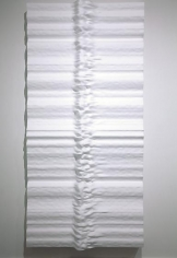 , Jeremy Sharma, Terra Sense Series, 2014, high-density polystyrene foam, 70.8 x 35.4 x 7.8 inches/180 x 90 x 20 cm