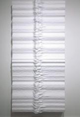 Jeremy Sharma, Terra Sense Series, 2014, high-density polystyrene foam, 70.8 x 35.4 x 7.8 inches/180 x 90 x 20 cm