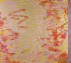 "Judith Murray, Morning Raga, 2006, Oil on canvas, 96 x 108"""
