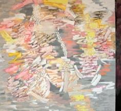 """Judith Murray, Boundless Wonder, 2006, Oil on linen, 56 x 60"""""""