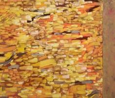 "Judith Murray, Silk Path, 2006, Oil on linen, 30 x 34"""