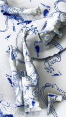 , Kim Joon, Drunken-Absolut Vodka, 2011, digital print, 82.7 x 47 inches