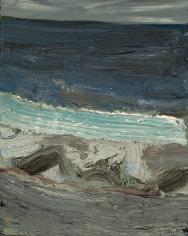 john santoro winter beach