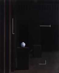 David Klamen Parenthesis #7 Oil on canvas
