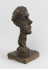 Alberto Giacometti Tête de Diego Bronze