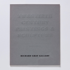 Twentieth Century Paintings and Sculpture