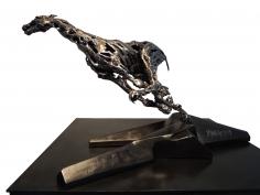"Yann Normand ""Savage XV"" Galerie LeRoyer"