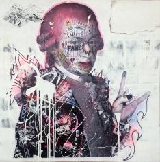 Stikki Peaches, MOZ, Galerie LeRoyer