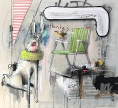 Jérôme Rochette, Galerie LeRoyer