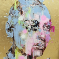 "Marco Grassi ""The Gold Experience no 174"" Galerie LeRoyer"