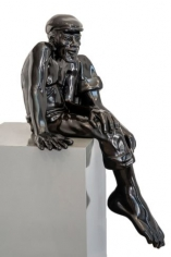 "Idan Zareski, ""Grandpafoot"", Galerie LeRoyer"