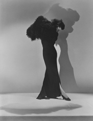 Mainbocher Dress, 1938, 20 x 16 Platinum Palladium on 24 x 20 Paper, Ed. 27