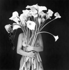Abrazo de Luz (Embrace of Light), Mexico, 2000, 11 x 14 Silver Gelatin Photograph