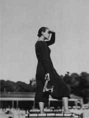 Mme Georges Auric, Two-Piece by Tao-tai, French Riviera, 1932, 20 x 16 Platinum Palladium on 24 x 20 Paper, Ed. 27