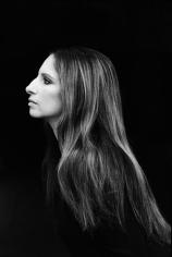 Barbra Streisand, Hair, Los Angeles, 1967, Silver Gelatin Photograph