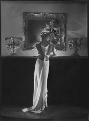 Fashion by Augustabernard, Helen Wedderburn, Paris, 1933, 20 x 16 Platinum Palladium on 24 x 20 Paper, Ed. 27