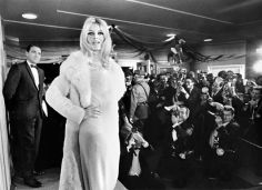 Brigitte Bardot at the 'Viva Maria' Premiere in Westwood, Time Magazine, 1965, Silver Gelatin Photograph