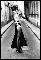 Cindy Crawford, Paris British Vogue, 1990