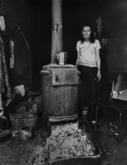 Lonnie with Stove, 1987