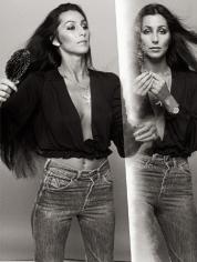 Cher, Los Angeles, 1976