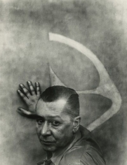 William Baziotes, 1959, Silver Gelatin Photograph Mounted to Board