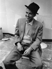 Frank Sinatra at Rehearsal