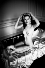 Lolita, Paris, 1992, 20 x 16 Silver Gelatin Photograph, Ed. 15