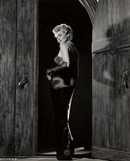 """Rita Hayworth from """"Lady from Shanghai,"""" 1948, 10 x 8-1/4 Vintage Silver Gelatin Photograph"""
