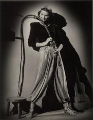 Dusty Anderson, 1958, 13-7/8 x 10-15/16 Vintage Silver Gelatin Photograph