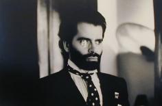 Karl Lagerfeld, Paris, 1974