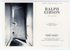 Ralph Gibson