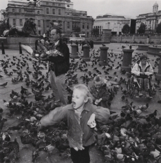 Trafalgar Square, London, England, 1995