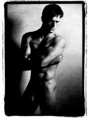 Rupert Everett, Los Angeles, 1995, 17 x 11 Archival Pigment Print