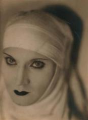 Paul Outerbridge (Female Portrait), 1934