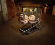 Girl In A Trolley, 1999, 20 x 24 Lambda Print, Ed. 15