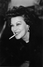 Ava Gardner, 1984