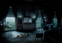 Insomnia 40 x 60 Hand Tinted Archival Pigment Print, Ed. 6