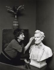 Betty Friedan, New Jersey, 1964, Silver Gelatin Photograph