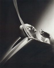 Lisa with Turban, New York, 1940, 24 x 20 Silver Gelatin Photograph